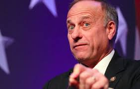 Steve King Can Say Horrible Things Because Trump's GOP Lets Him Get Away With It